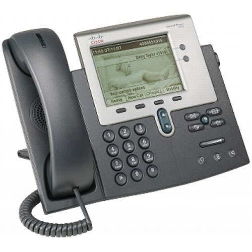 Cisco Unified IP Phone VoIP 7942G New