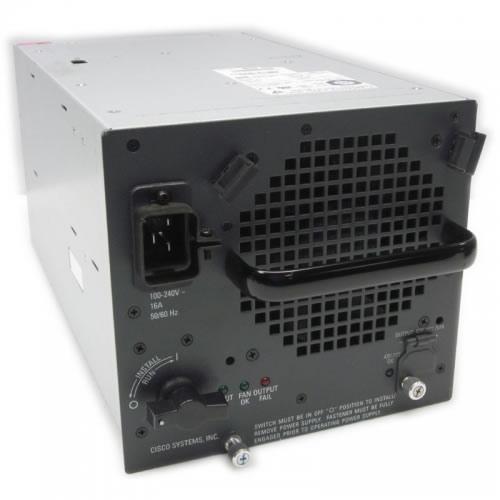 Cisco 1300 W AC-input power supply Catalyst 6500 series switches