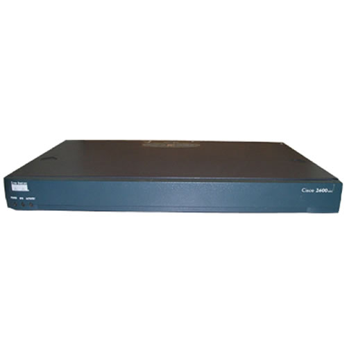 Cisco 2621XM Dual Fast Ethernet Multiservice Router 64D/32F Refurbished