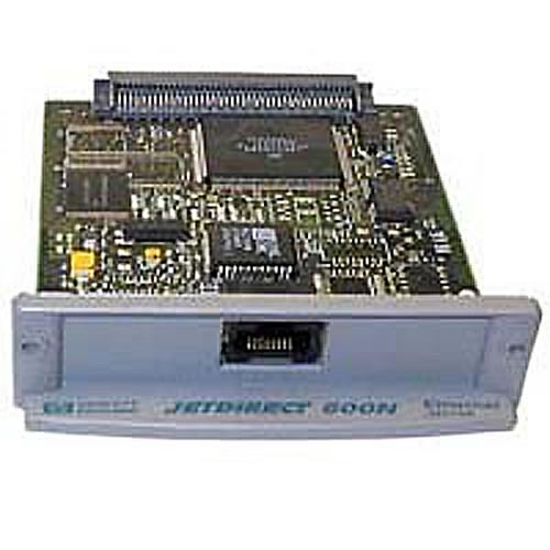 Ultralock HAG Card, 80p, RJ-45, JetDirect 600 Series