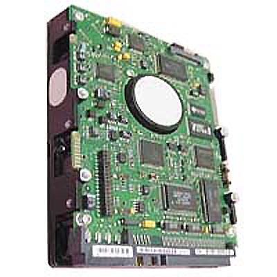 4.5GB SE Wide Ultra1 SCSI 10000RPM 3.5in x 1in 68p 40MB/s HDD Refurbished