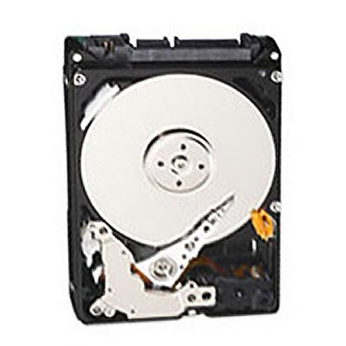 Western Digital HFR 320GB IDE ATA100 5400RPM 2.5in x 9.5mm 44p 100MB/s HDD