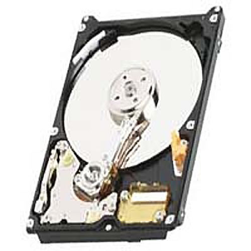 120GB IDE ATA100 5400RPM 2.5in x 9.5mm 44p 100MB/s HDD Refurbished