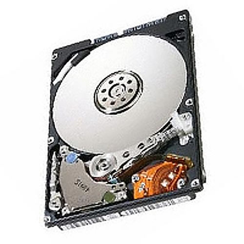 Hitachi HTS722080K9SA00 HJP 60GB SATA 7200RPM 2.5in x 9.5mm 15p 1.5Gb/s HDD