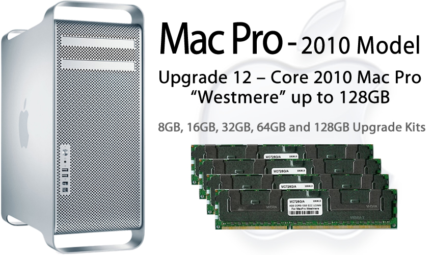 Mac Pro Memory Upgrade Sale!