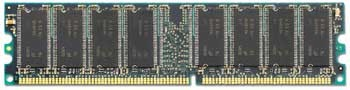 184-pin DIMM for DDR memory