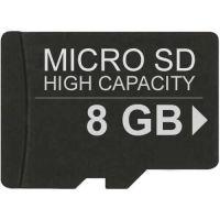 GoRAM 8GB MSDHC-8GB-10-JI microSDHC Memory Card C10 Bulk