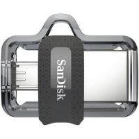 SanDisk 64GB Ultra SDDD3-064G USB 3.0 OTG Dual Flash Drive Bulk Refurbished