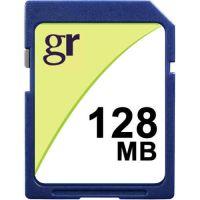 Gigaram SD-128MB-KO BXV 128MB 9p SD 67xr10MB/s w5MB/s [CB88+SAM] with GR Label Secure Digital Card B