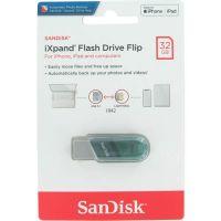 SanDisk 32GB iXpand SDIX90N-032G-GN6NN USB 3.1 Flash Drive