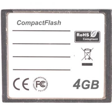 140X 1GB CF Compactflash Memory Card PCMCIA Adapter freeship