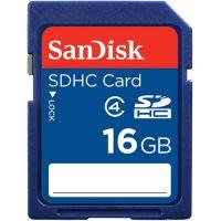 Sandisk 16GB SDSDB-016G SDHC Secure Digital Card 15MB/s Class 4
