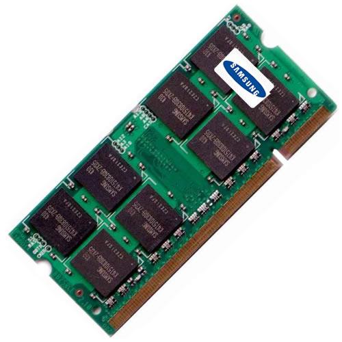 2GB Samsung M470T5663CZ3 CE6 PC2 5300 667Mhz 200 Pin DDR2 SODIMM