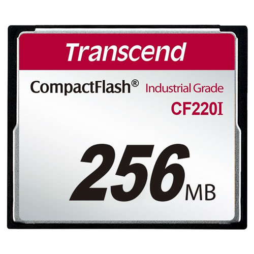 Transcend 256MB Industrial Temp CF Compact Flash Card SLC...