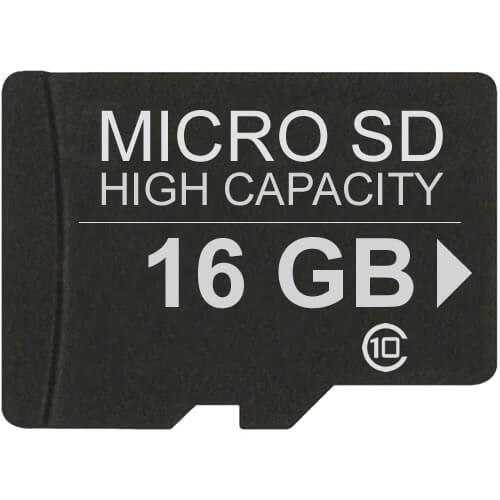 Gigaram 16GB microSDHC (Secure Digital High Capacity) Car...