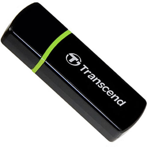 Transcend Compact SD/microSD/MMC/M2 type external flash m...