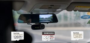 The best microSD cards for your dash cam
